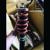 BC Racing 88-91 Honda Civic / CRX BR Type Coilover System - Tuner Goods, LLC