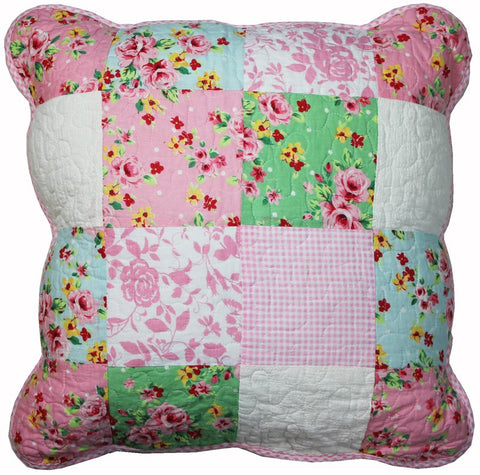 Alice Square Cushion Cover