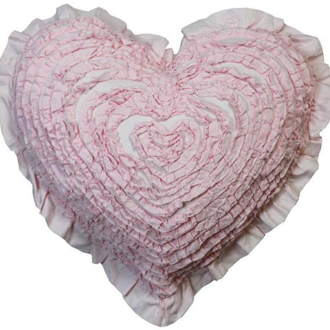 Lulu Heart Cushion