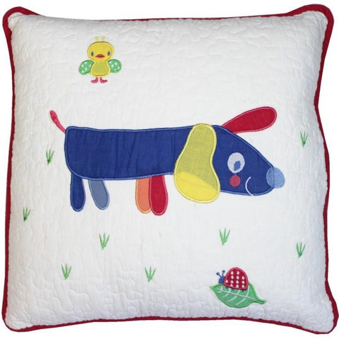 Farmyard Square Cushion Cover