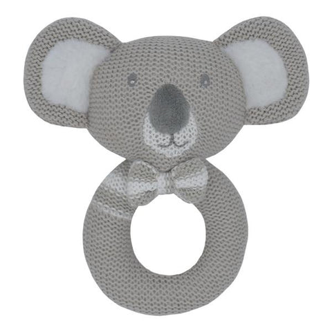 Kevin Koala Grab Rattle Newborn Baby Shower Gift Idea
