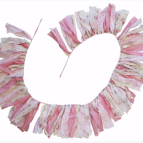 Mia Streamer Bunting Nursery Decor