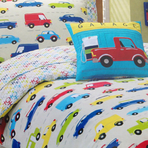 Traffic Jam Quilt Cover Set Sale