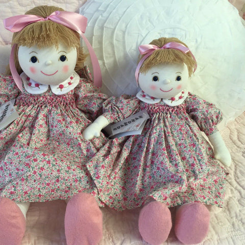 Camille Shabby Chic Doll