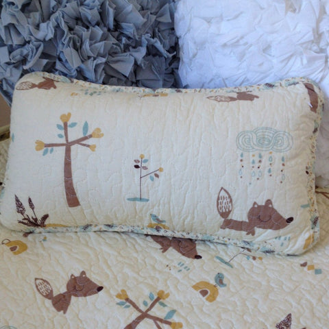Squirrel Rectangle Decorator Cushion