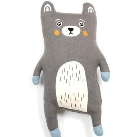 Barry Bear Knit Toy Teddy Bear