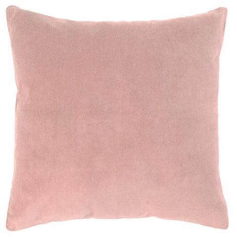 Rosewater Pink Velvet European Pillow Case