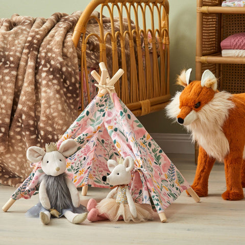 Earth Spirit Mini Toys & Dolls Teepee