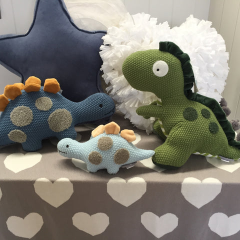 Dinosaur Plush Toy Cushions