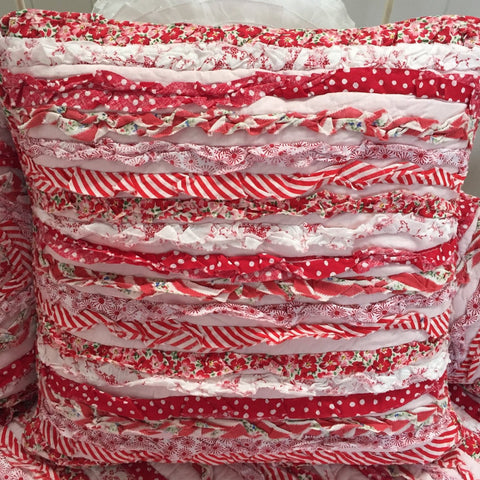 Indie Frill Square Linens N Things Cushion Cover Sale