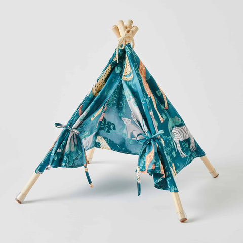 Jungle Explorer Mini Toys & Dolls Teepee