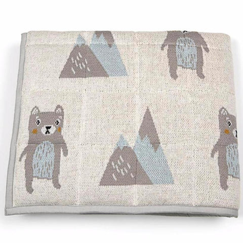 Barry Bear Baby Quilt Play Mat Sale