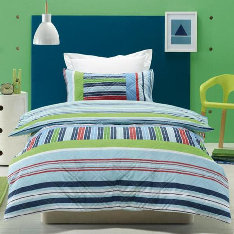 Piper Padded Quilt Cover Set