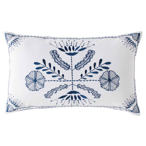 Sahana Decorator Cushion in Blue