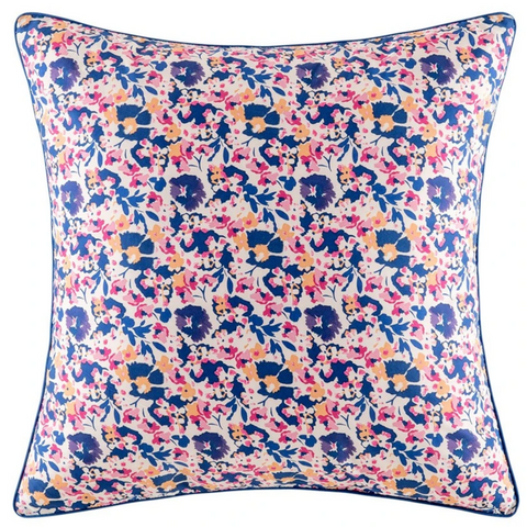 Nevie Floral Chic European Pillow Case