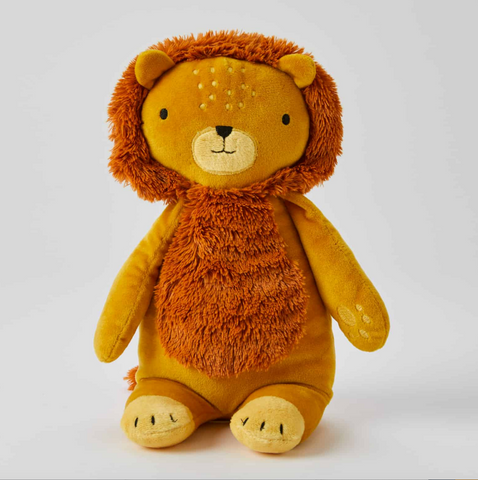 Edgar Lion Plush Baby Children's Toy