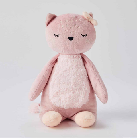 Fleur Cat Plush Baby Children's Toy