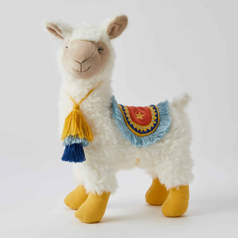 Pablo Llama Kids Children's Soft Plush Toy