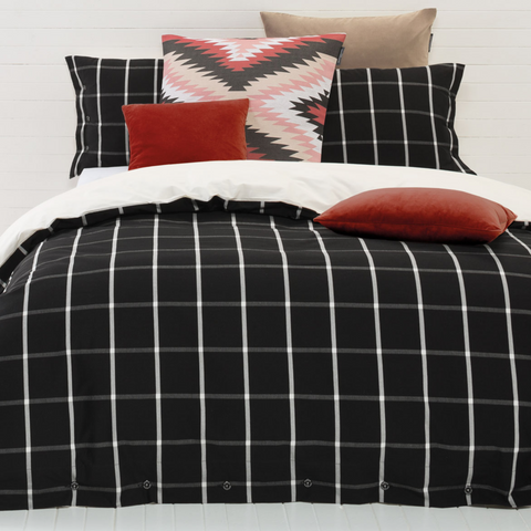 Campbell Quilt Cover Set