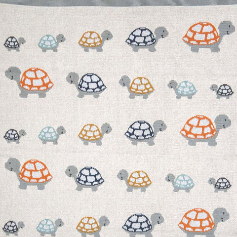 Tully Turtle Nursery Pram Cot Blanket Wrap