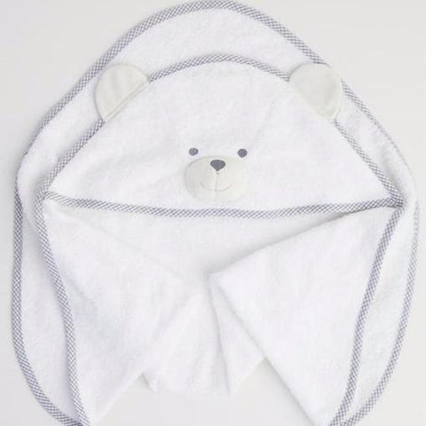 Bobby The Bear Baby Hooded Bath Towel