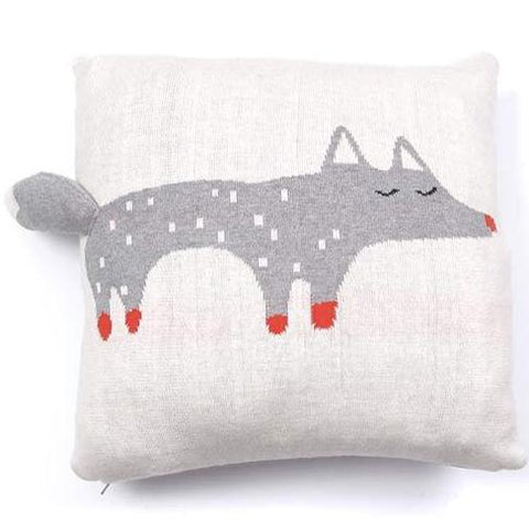 Fox Nursery Bedroom Cushion