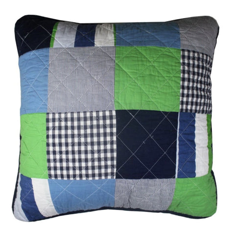 Henry Patch cushion Cover