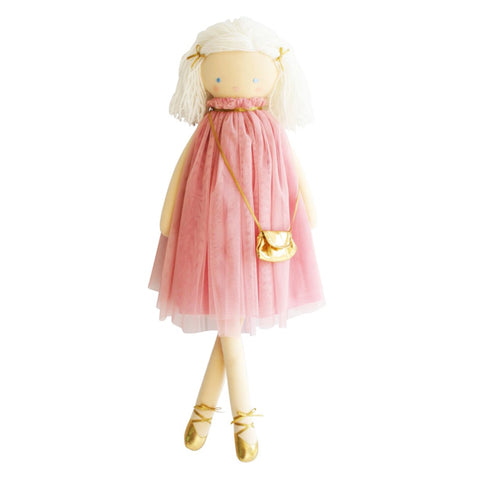Lizzie Doll 65cm Large blush Pink Ballet Doll