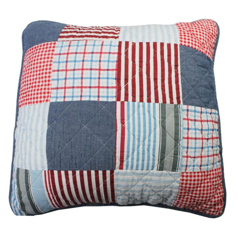 Thomas Patch Square Cushion Cover
