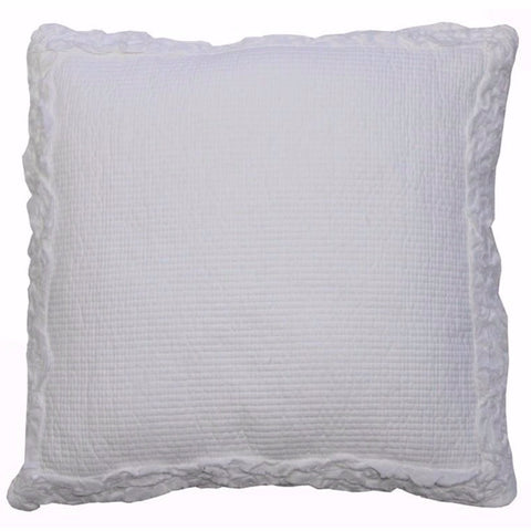 Maple Cotton Square Cushion Cover