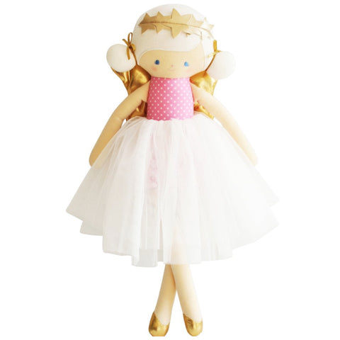 Willow 48cm Fairy Doll Pink Star