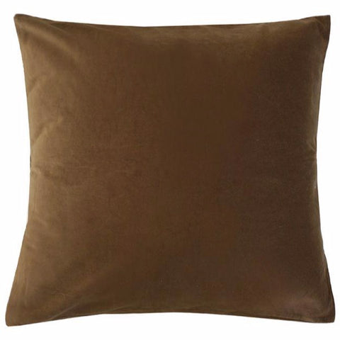 Hazel Velvet European Pillow Case