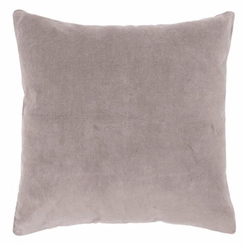 Dove Velvet European Pillow Case