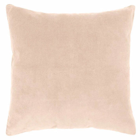 Nude Velvet European Pillow Case