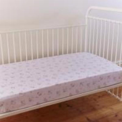 Mia Cotton Fitted Cot Sheet