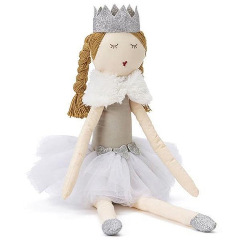 Princess Pearl Large White Doll