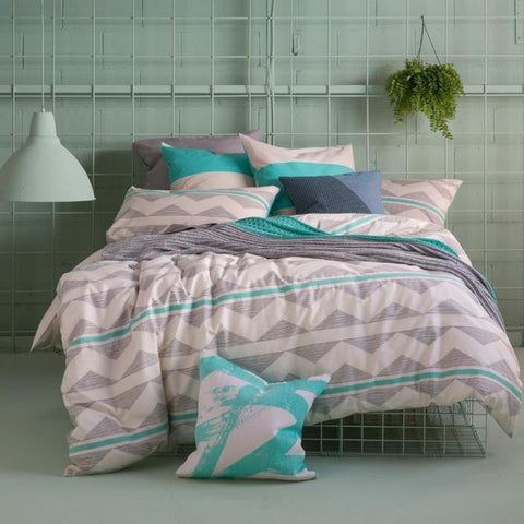 Kas Evan Quilt Cover Set Sale