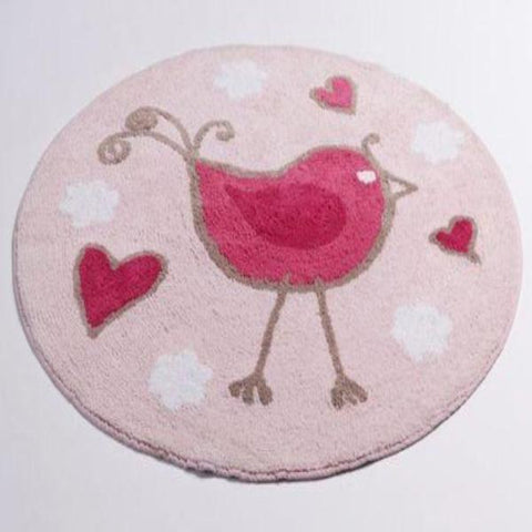 Tweetie Bird Kids Bedroom Nursery Floor Rug Play Mat