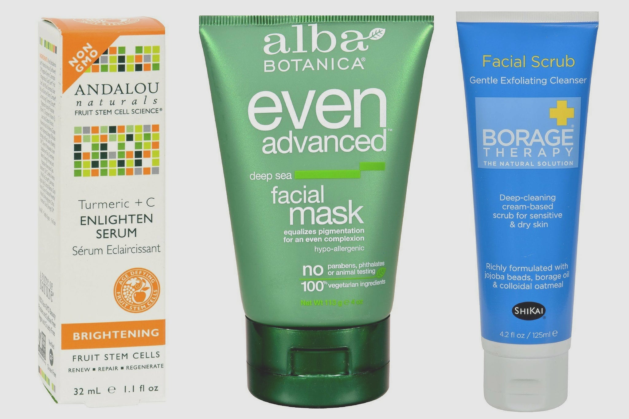 Natural Facial Care Products