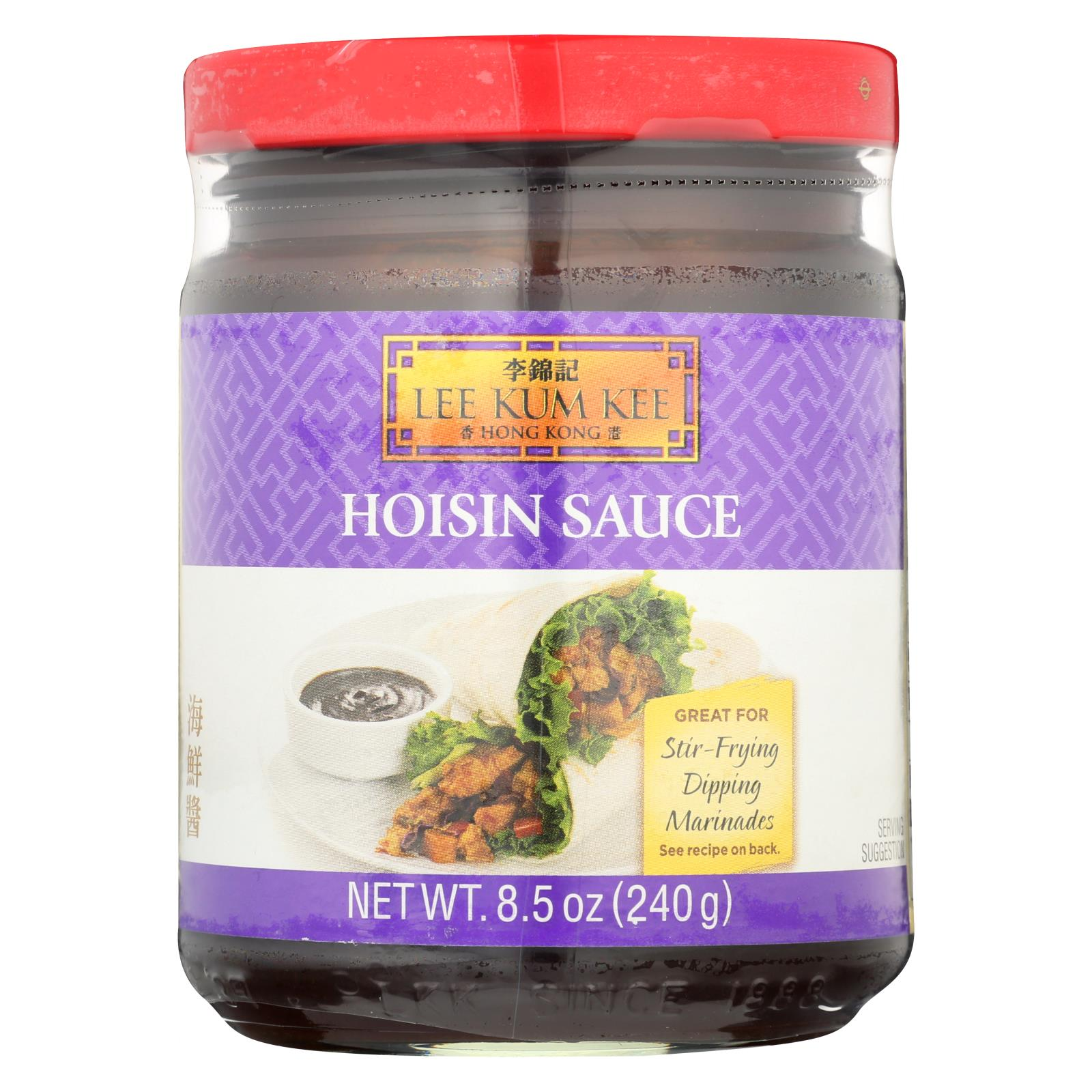 Lee Kum Kee Lee Kum Kee Hoisin Sauce - Hoisin - Case Of 6 - 8.5 Oz. HG0108126