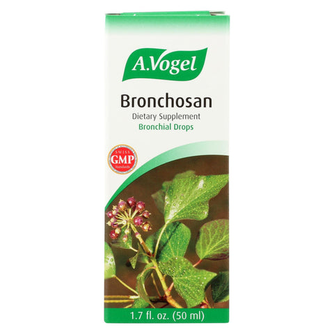 A Vogel Bronchosan Liquid - 1.7 Oz - The Green Life