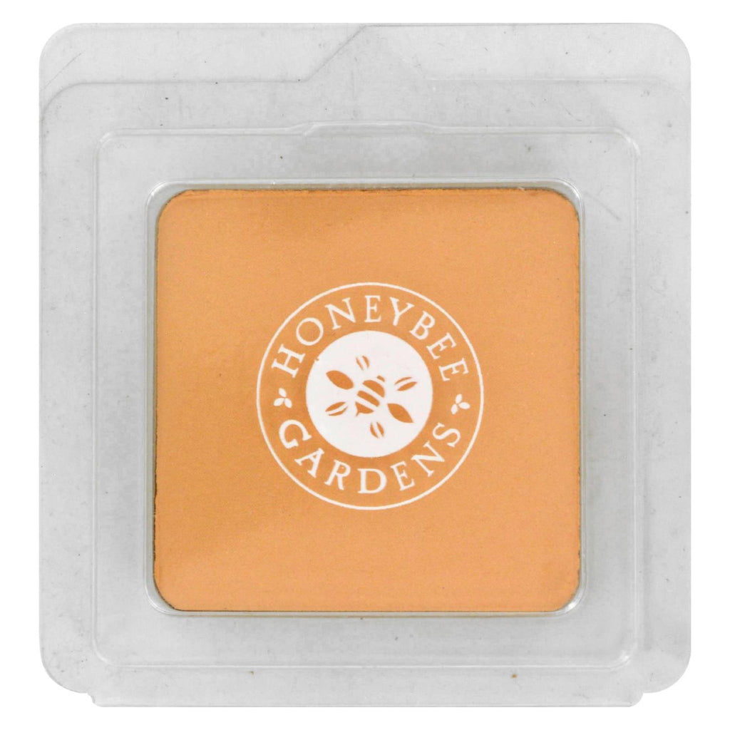 Honeybee Gardens Pressed Mineral Powder Supernatural - 0.26 Oz - The Green Life - 2