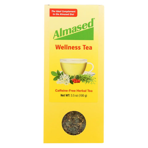 Almased  Caffeine Free Herbal Tea - Case Of 3.5 - 3.5 Oz.