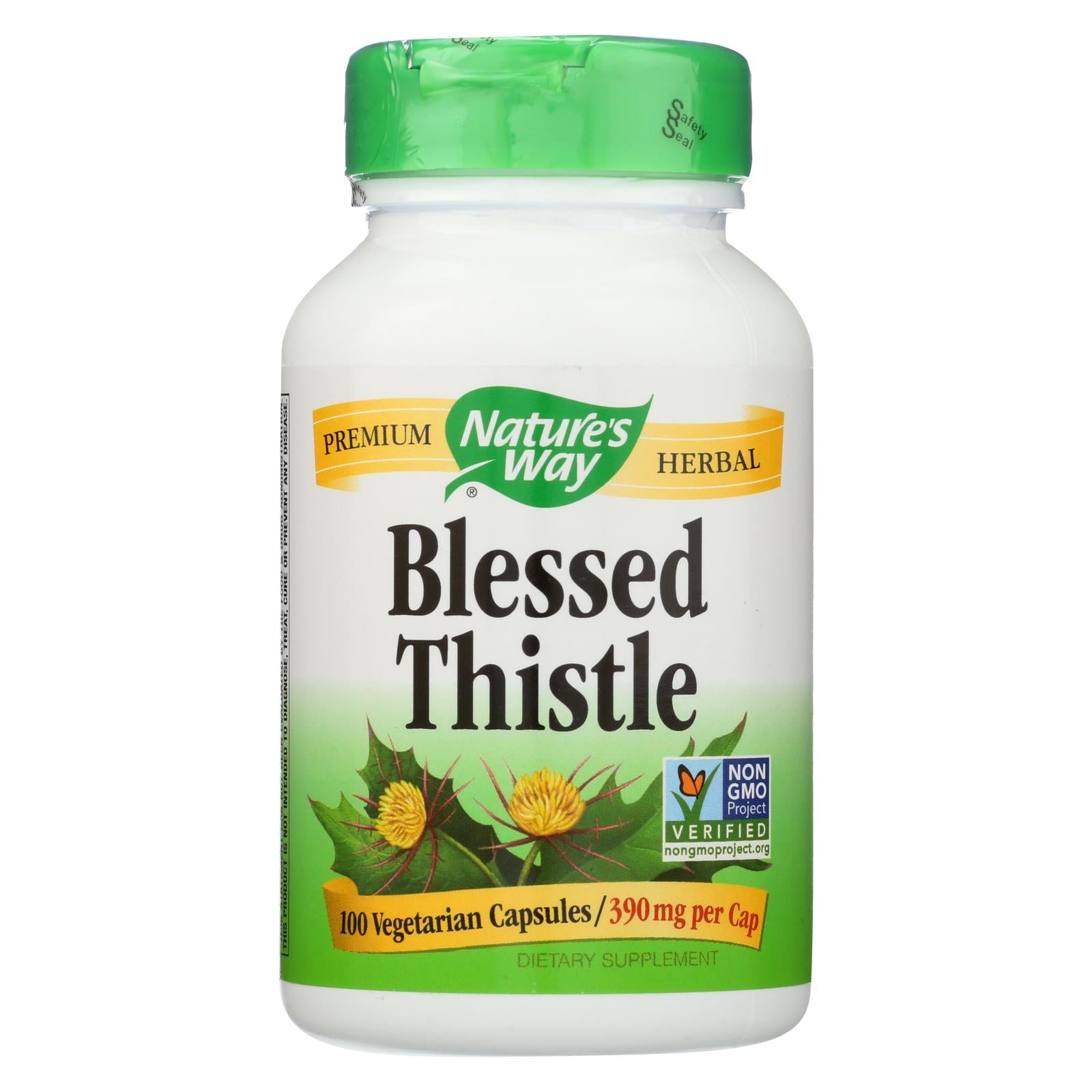 Nature S Way Blessed Thistle Reviews
