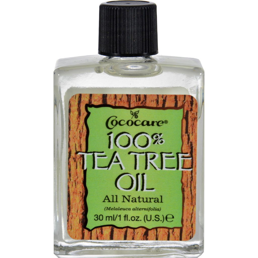 Cococare Tea Tree Oil - 1 Fl Oz - The Green Life