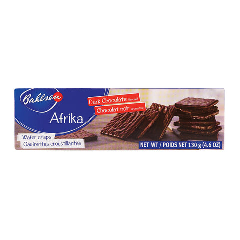 Bahlsen European Biscuits Dark - Case Of 8 - 4.6 Oz.