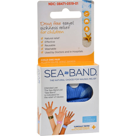 Sea-band Child Travel Sickness Wristband