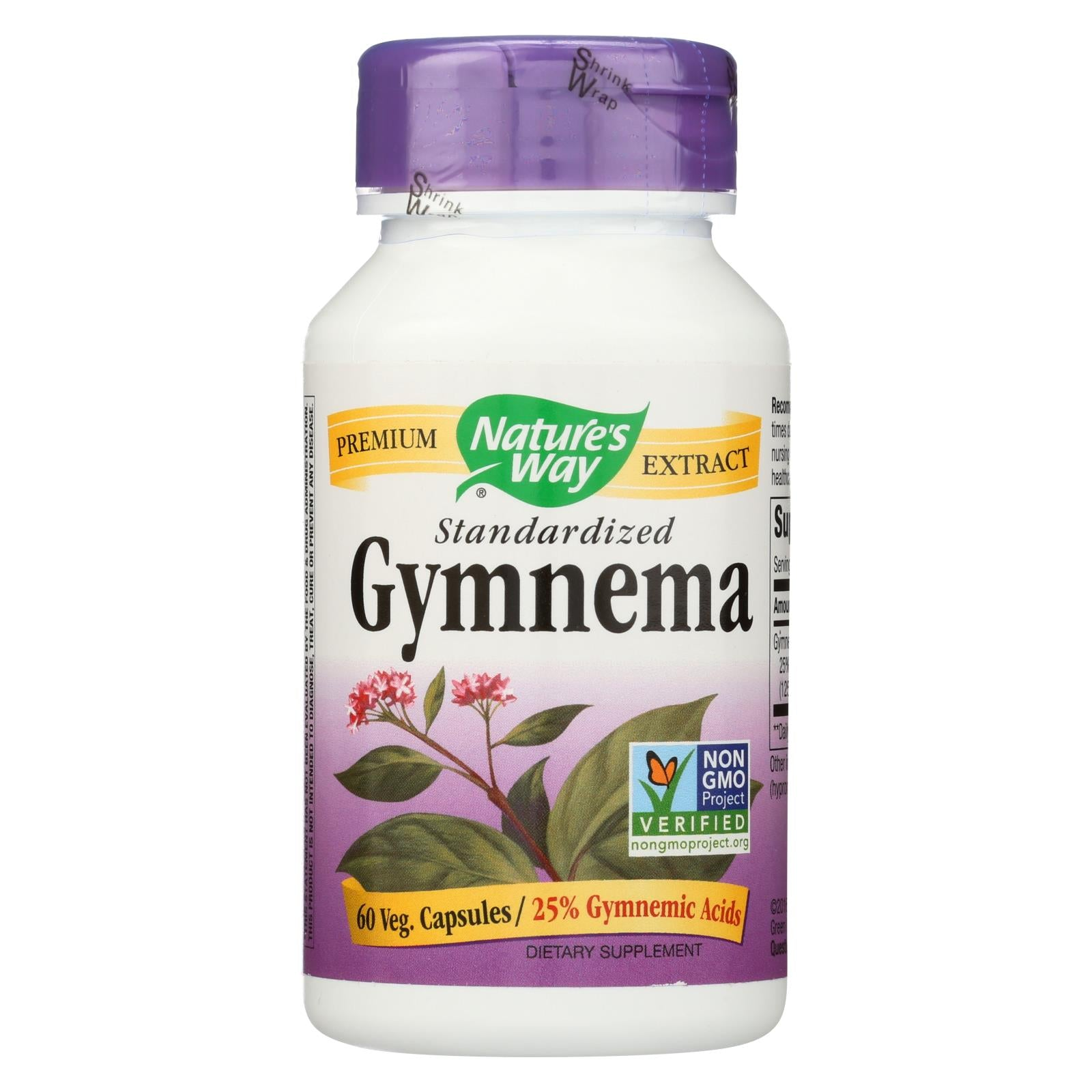 Nature S Way Gymnema Reviews