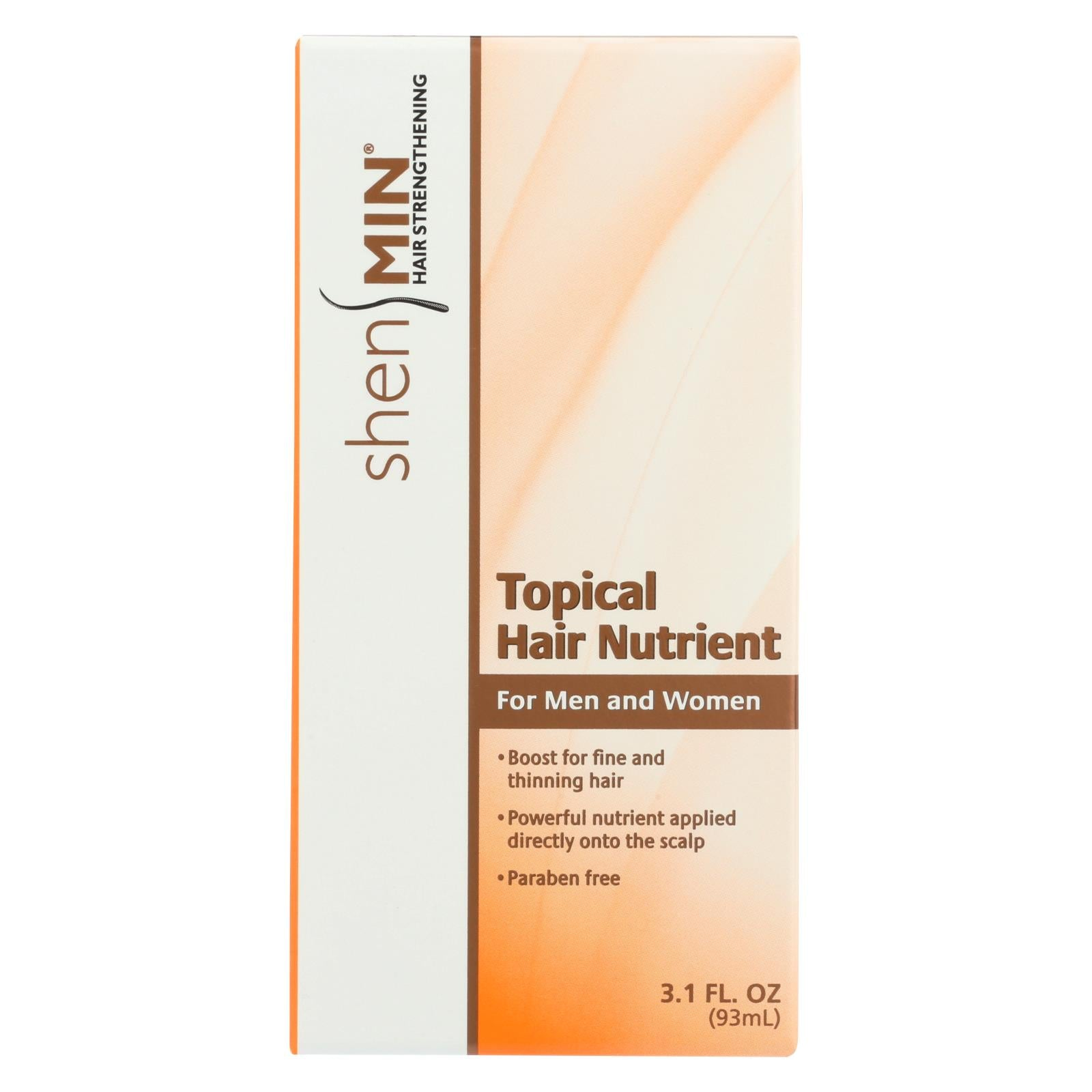 Shen Min Topical Hair Nutrient - 3 Fl Oz HG0642561