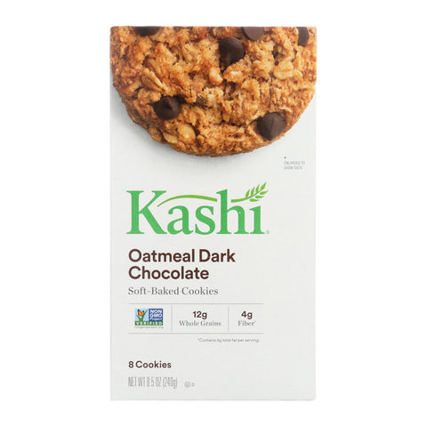 Kashi Oatmeal Dark Chocolate - Case Of 6 - 8.5 Oz.